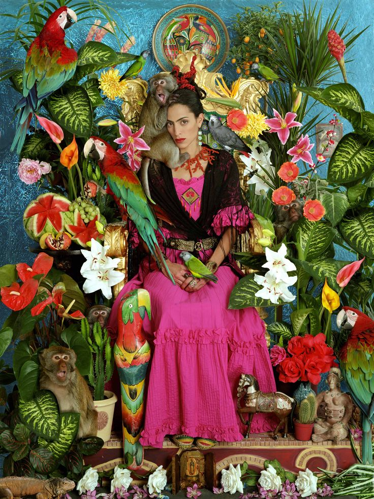 """""""I hope the leaving is joyful; and I hope never to return"""" – Frida Kahlo Frida Kahlo was one of the most influential artists of the 20th Century. Her life style was complex, uncon…"""
