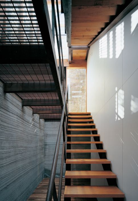 Carter/Tucker House, Victoria, Australia, by Sean Godsell [1998-2000]