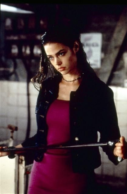 Denise richards as Dr Chrismas jones from The World is not enough...