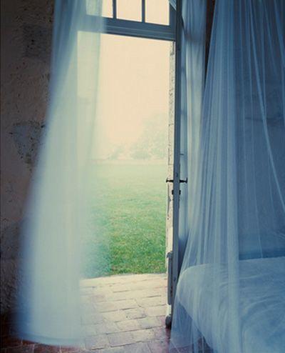 open: Sheer Curtains, Old Farms House, Trav'Lin Lights, Wake Up, Deep Breath, Dreamy Bedrooms, Summer Breeze, Open Window, Mornings Lights
