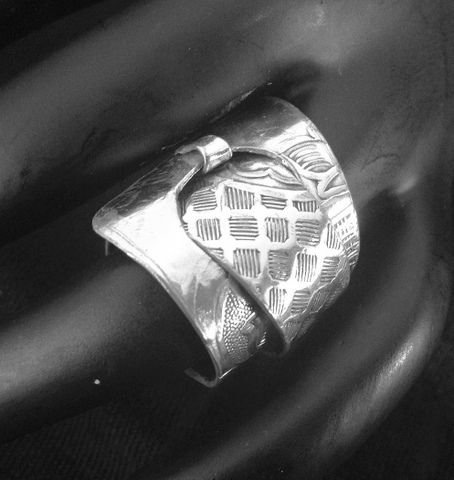 Ssilver Ring by Kathy & Silvana Designs