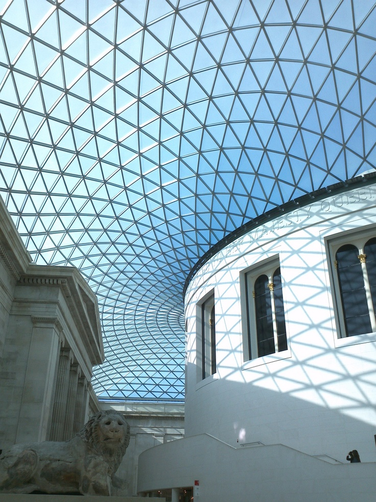 #transparence #britishmuseum #greatcourt