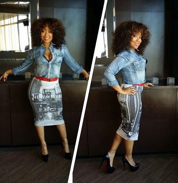 I luv luv luv this skirt, mos def something Id luv to get as a souvenir from my NY trip in Sept!