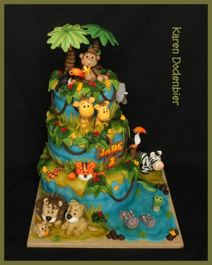 1000 Images About Jungle Luxe On Pinterest: 1000+ Images About Jungle/Zoo/Africa Cakes On Pinterest