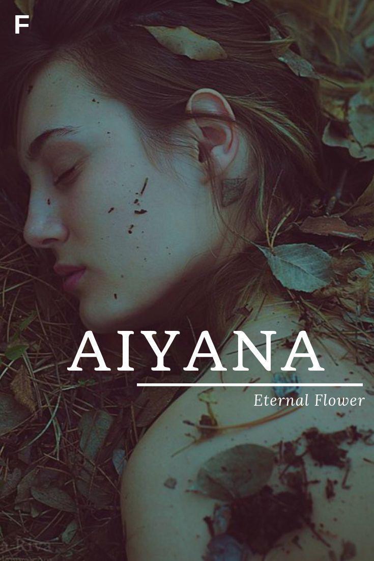 Aiyana Die Ewige Blume Bedeutet Indianische Namen Ein Baby In