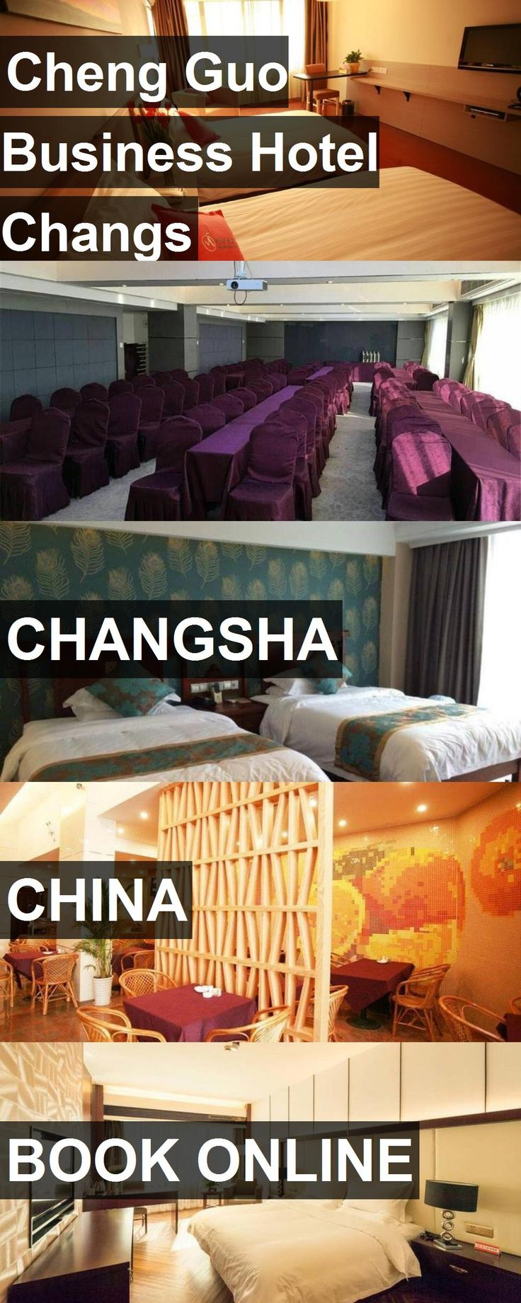 Cheng Guo Business Hotel Changs in Changsha, China. For more information, photos, reviews and best prices please follow the link. #China #Changsha #travel #vacation #hotel