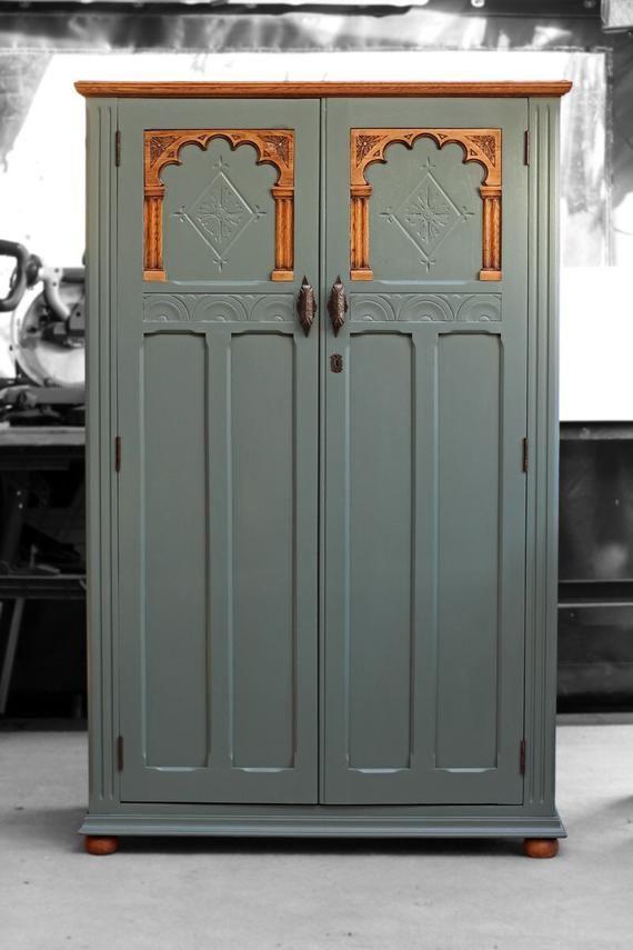 Bespoke Upcycled Wardrobes Etsy Furniture Painted Design Restoration
