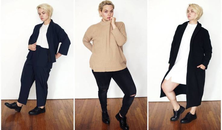 """Here's How """"Hard"""" It Is to Actually Design Beautiful, Stylish Clothes for Plus-Size Women"""