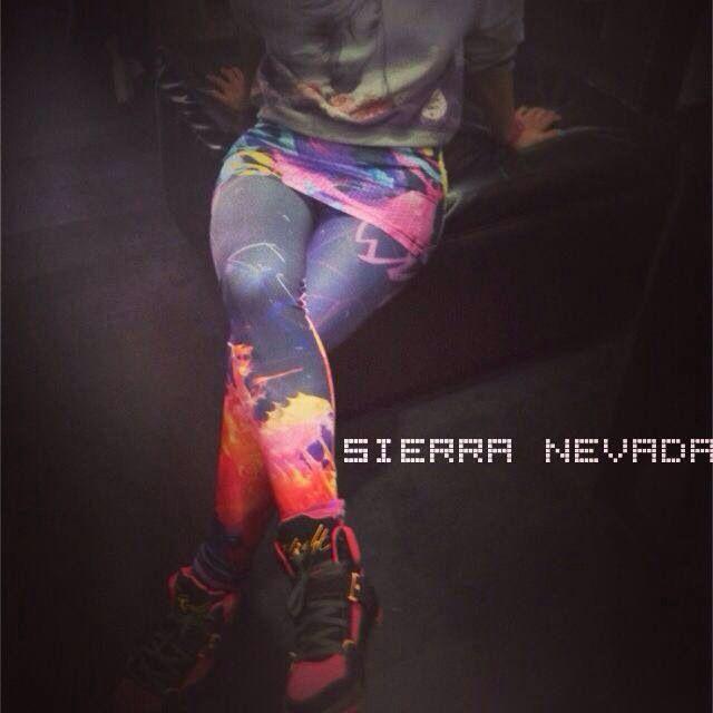 Ponle color y comodidad a tu vida con Leggins Sierra Nevada Apparel!! Sierranevadaapparel@outlook.com