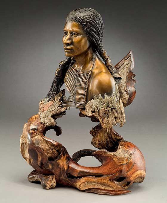 native perception, J. Christopher White