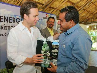 Manuel Velasco impulsa iniciativa Agua Segura en Chiapas