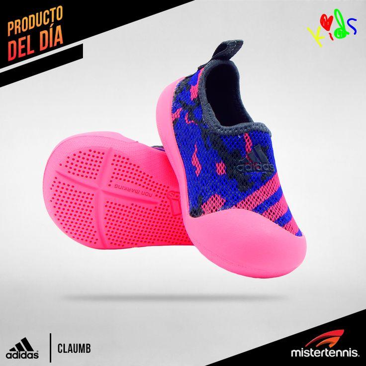 Los primeros pasos son los mejores. Disfrútalos con Adidas.