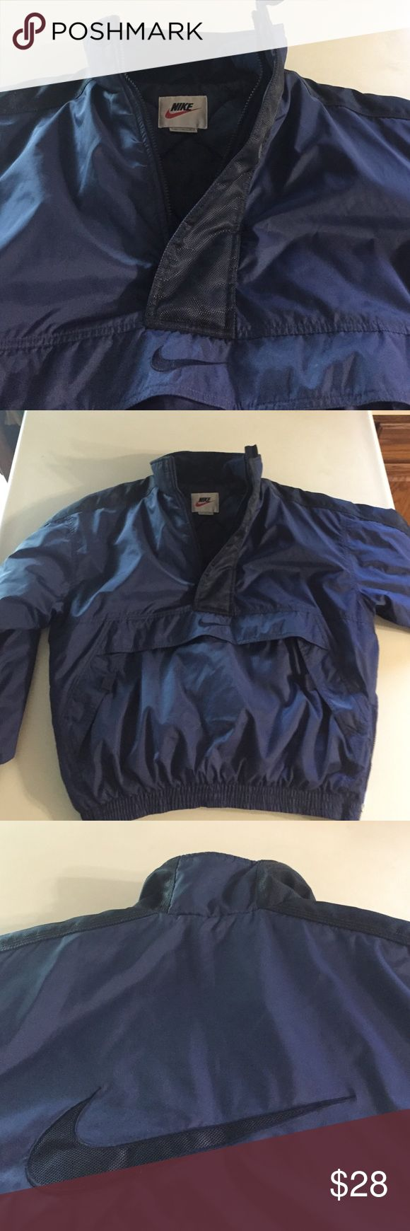 SALE Nike winter coat jacket Mens medium M puffer Very warm men's size medium winter nylon puffer coat. It is navy blue. It is in excellent condition. Nike Jackets & Coats Puffers