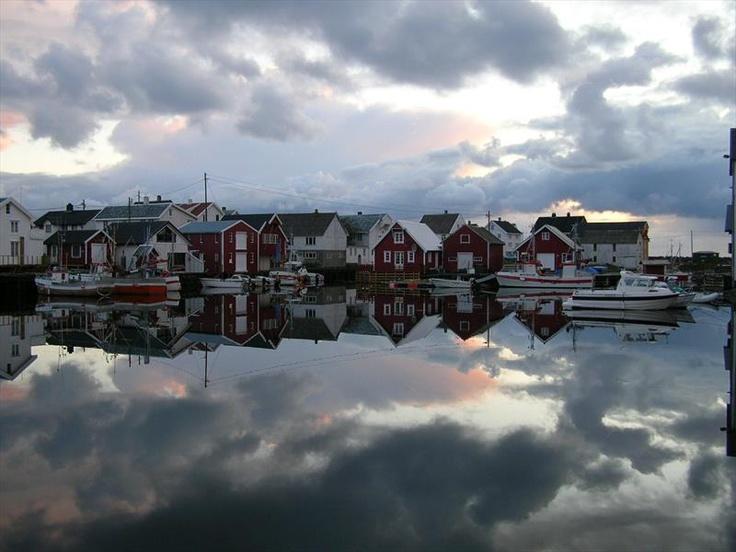 Veiholmen, Smøla, Norway