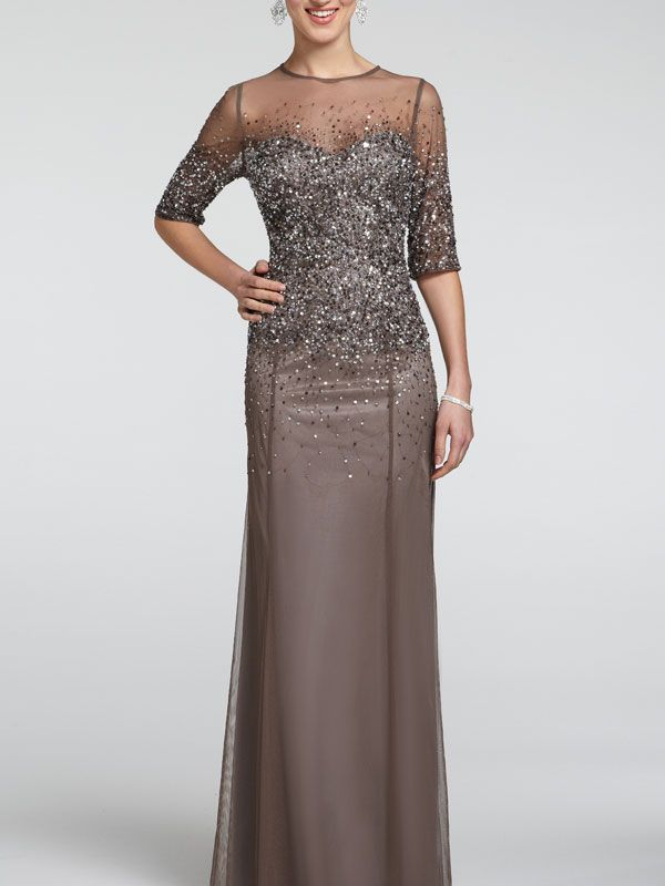 Mother Groom Evening Gowns