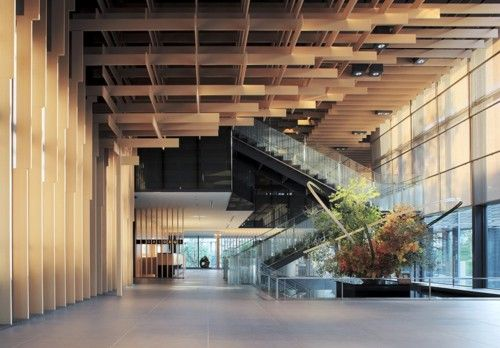 17 best images about arc kengo kuma on pinterest beijing for Design hotel quartier 65 mainz