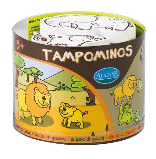 Tampominos - Savanna - From #limetreekids