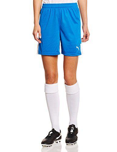 €7.00 in Gr. XS * Puma Damen Kurze Sporthose für Hallensport * Sportbekleidung