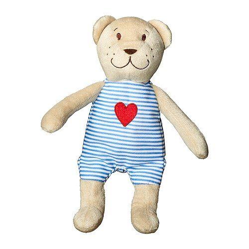 Cuore di #Mamma x Sweety Simo.  FABLER BJÖRN #Peluche #IKEA  I peluche sanno ascoltare, coccolare e consolare.