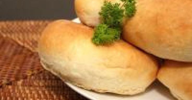 The Bestest Bread Rolls Ever