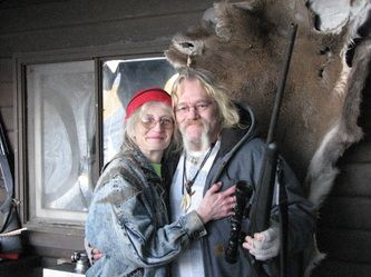 The Official Alaskan Wilderness Brown Family - Home