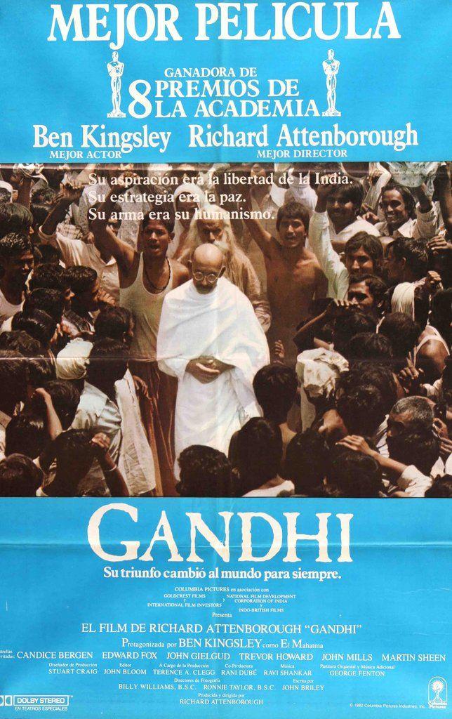 Gandhi (1982) #1980s #1982 #1983