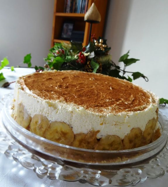 Marcos Bortolozo Gourmet & Catering: Torta Banoffi de Natal