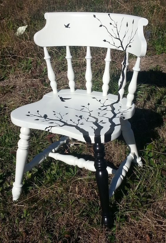 21 Ways to Upcycle a Chair