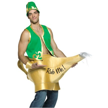 lol...every guy would think this is the ultimate costume.