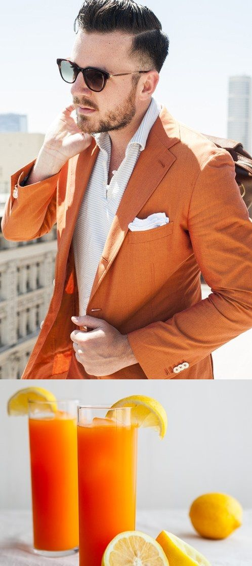 Orange is the new.....