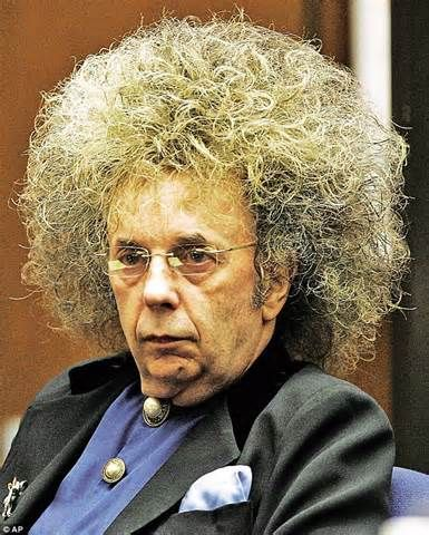 Phil Spector is a record producer. In Feb 2003, actress Lana Clarkson, 40, was found dead in Spector's mansion. Her body was found slumped in a chair with a single gunshot wound to her mouth with broken teeth scattered. Spector, 63, claimed it was an accidental suicide. Spector had previously pulled a gun on four women he was sexually interested in. His first trial, in 2007, ended in mistrial, but the 2nd trial in 2008 resulted in a guilty verdict and a sentence of 19 years to life in…
