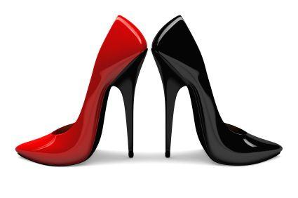 #BonPlan #shopping : Bien #choisir ses #chaussures à #talon #aiguille.