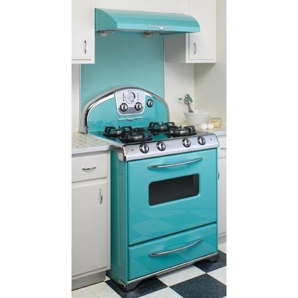 Retro Kitchen Appliances : Big Chill, Elmira Northstar, Retro Refrigerator,  Vintage Wall Ovens