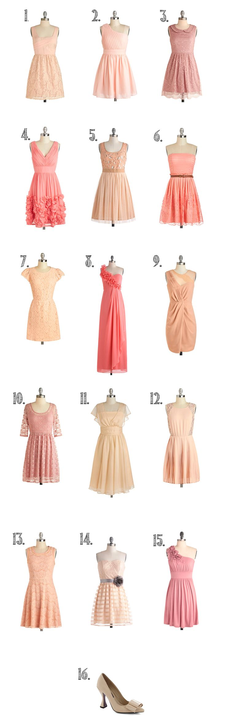 Vintage Inspired Dresses for 70% Off - Upcycled Treasures