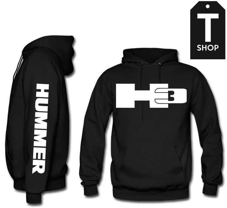H3 Hummer Hoodie
