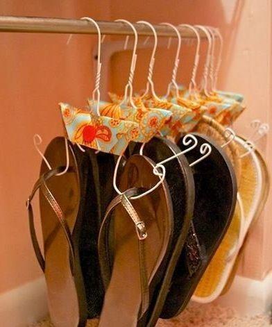 Riciclo creativo con grucce dei vestiti - Fotogallery Donnaclick