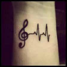 Music ECG