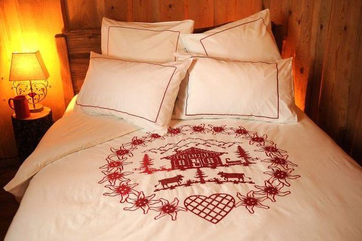 20 best housse de couette images on pinterest comforters quilt cover and slipcovers - Housse de couette tartan ...