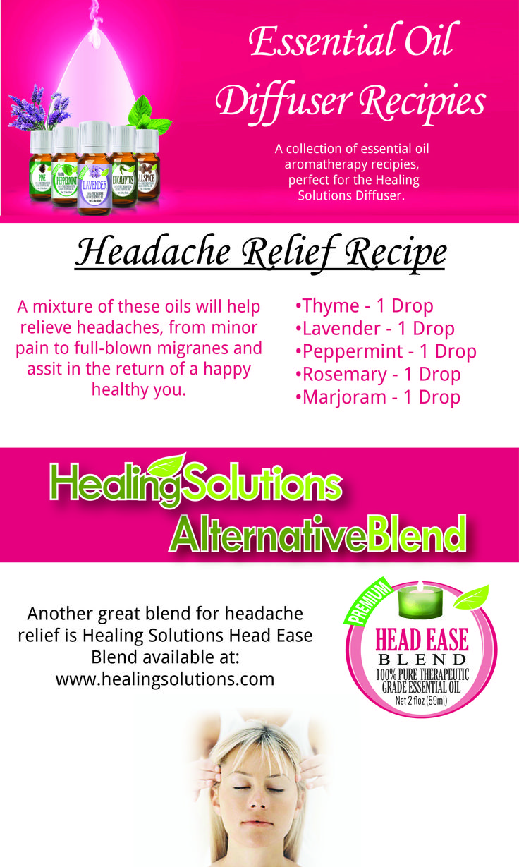 Headaches plague many, but they don't have to. Many experience natural relief after using pure essential oils. This blend offers excellent results to most who try it. - Comparable to doTERRA's PastTen