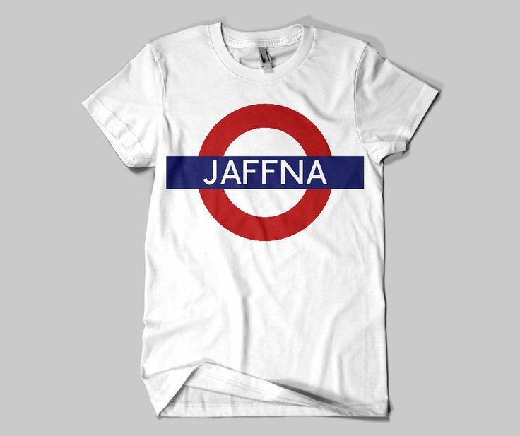 Next Stop...Jaffna!  http://tamiltees.com/