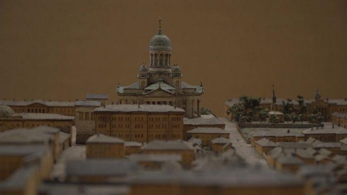 Vuoden 1878 Helsinki kuului sotilaille ja ylioppilaille – tunnistatko kaupungin paikkoja vanhasta pienoismallista? | Kaupunki | HS