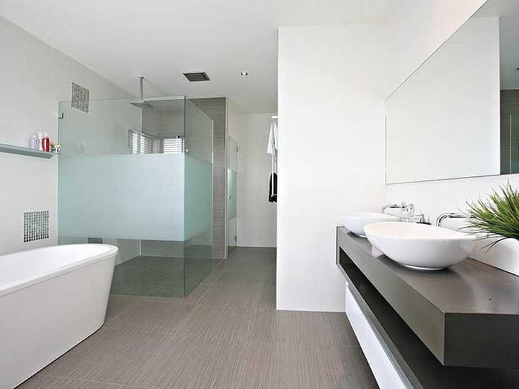 17 best images about ba os on pinterest trough sink for Australian small bathroom design