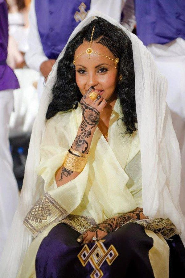 Bridal Style! 10 Images Of Beautiful Brides From Different Cultures