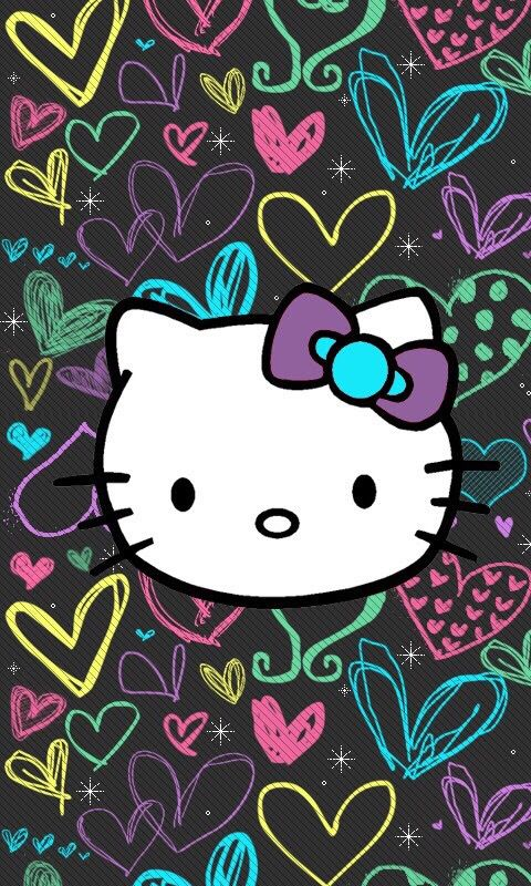 Hello Kitty...