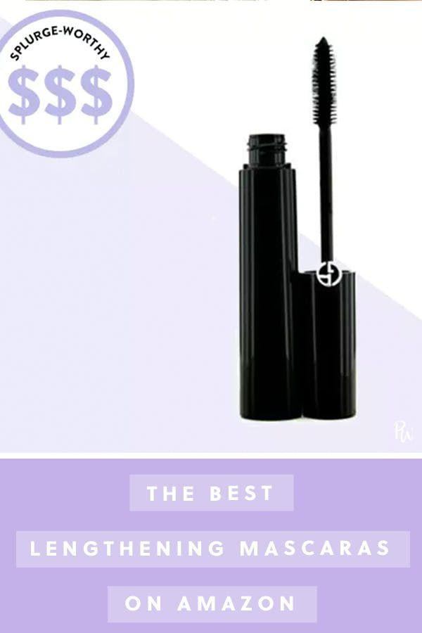5b0eb27534a The 3 Best Lengthening Mascaras on Amazon #purewow #eyes #mascara #beauty #