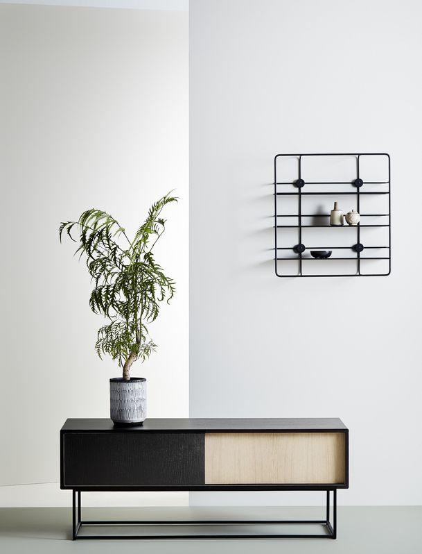 moderne anrichten von woud schlicht und aufregend. Black Bedroom Furniture Sets. Home Design Ideas