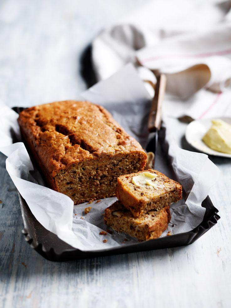 Recipes | Pumpkin Loaf | Louise Fulton Keats