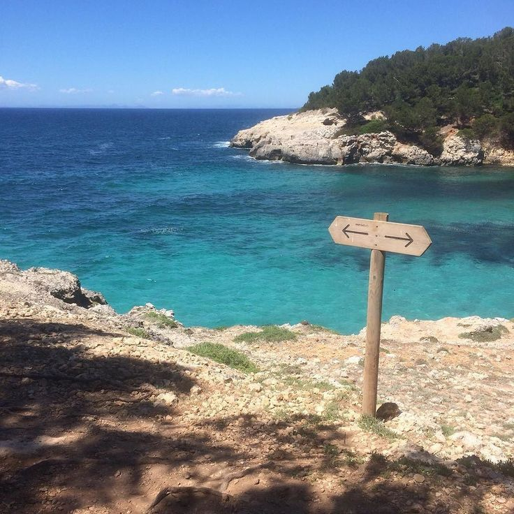 Throwback to a fortnight ago and this beautiful walk round Menorca. Sun sea and isolated beaches? Oh take me back! Today I'm putting in the action because I want to see a view like that every day.