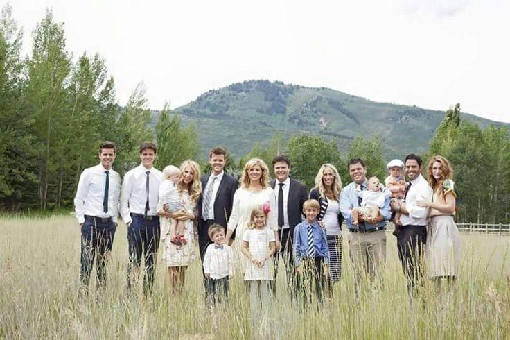 Donny's family