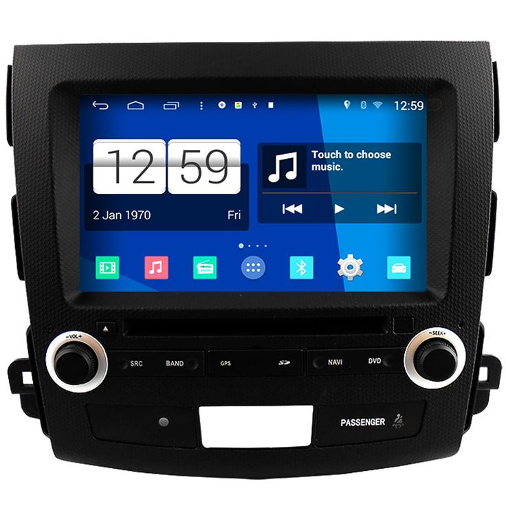 Winca S160 Android 4.4 System Car DVD GPS Headunit Sat Nav for Mitsubishi Outlander / XL / EX 2007-2012 with Wifi /3G Host Radio